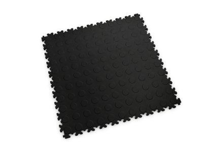 Fortelock 2080 black stredná záťaž peniažky