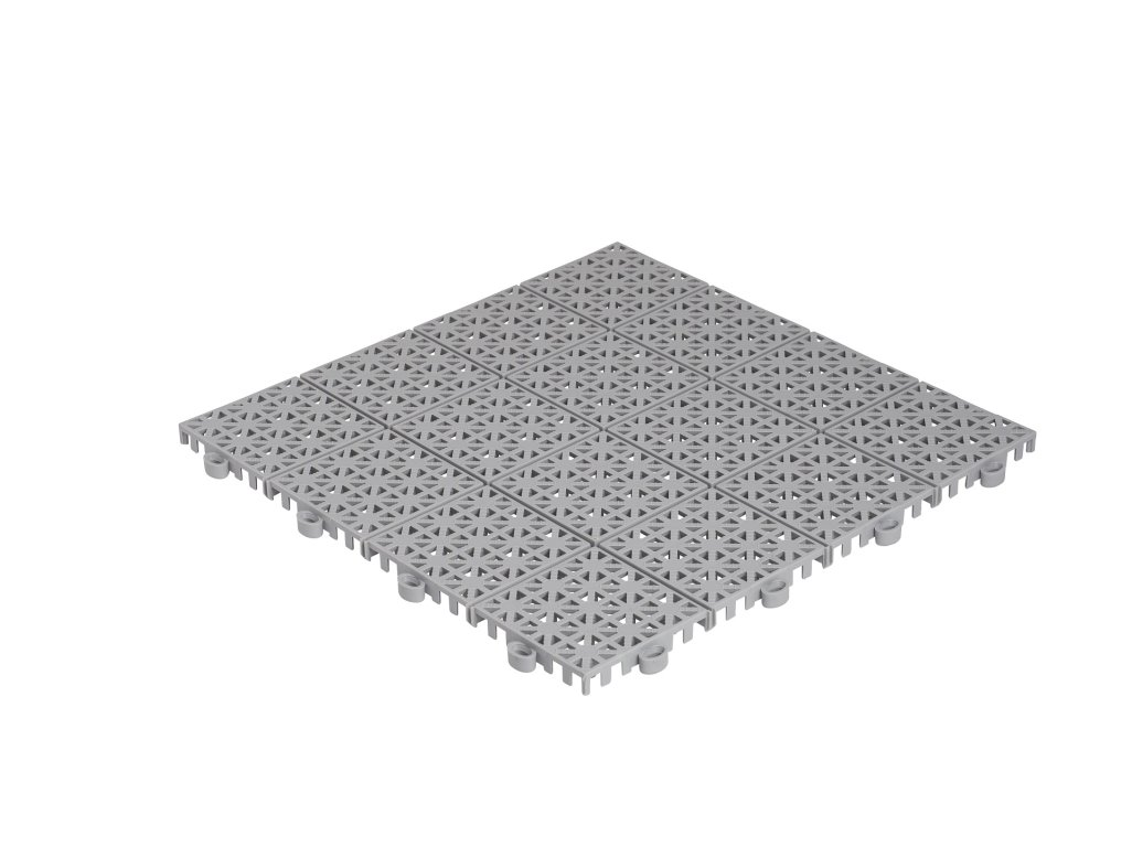 Hestra Plattan - Universa - Glacier Grey