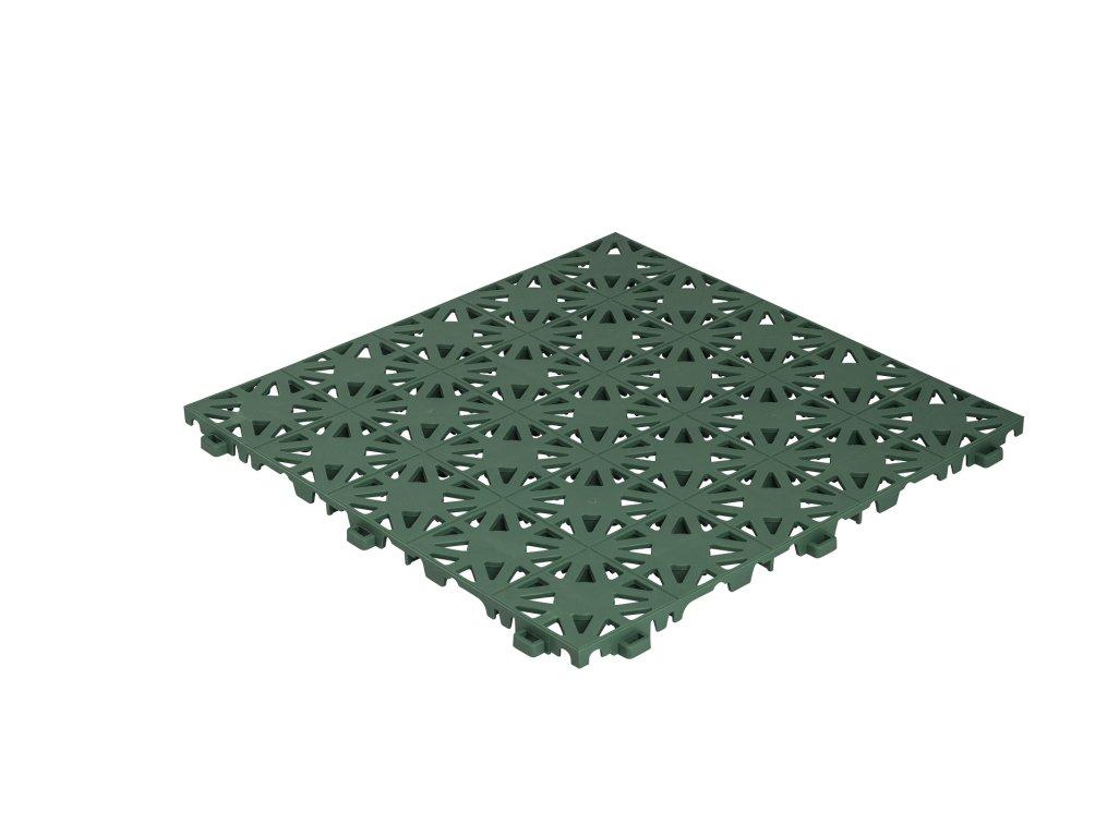 Hestra Plattan - Hestra - Emerald Green