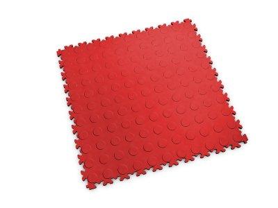 Fortelock 2080 rosso red stredná záťaž peniažky