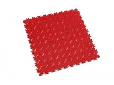 Fortelock 2050 rosso red stredná záťaž diamant